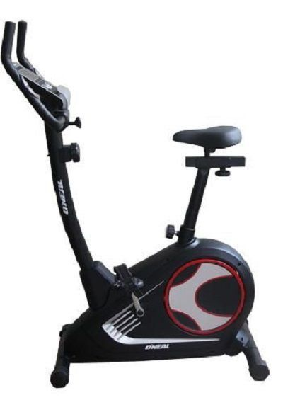 Bike Vertical Oneal TP938 Magnética SemiProfissional Resi/Cond - Preto c/ Prata