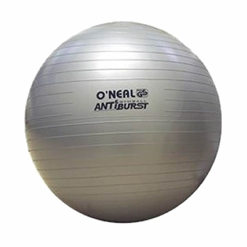 Bola para Ginástica 65cm Profissional com Selo GS Oneal
