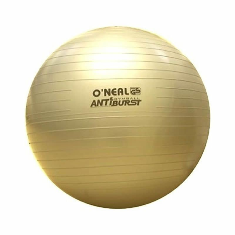 Bola para Ginástica 75cm Profissional com Selo GS Oneal