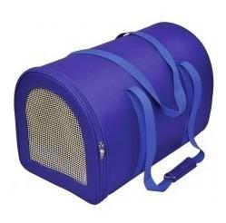 Bolsa de Transporte em Nylon Liso para Cães e Gatos - Nº1 - São Pet