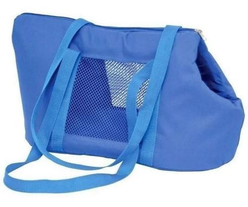 Bolsa de Transporte Marie em Nylon para Cães e Gatos - Nº3 - São Pet