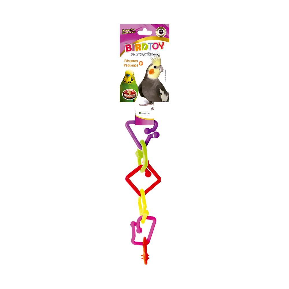 Brinquedo Bird Toy para Pássaros - P - Furacão Pet