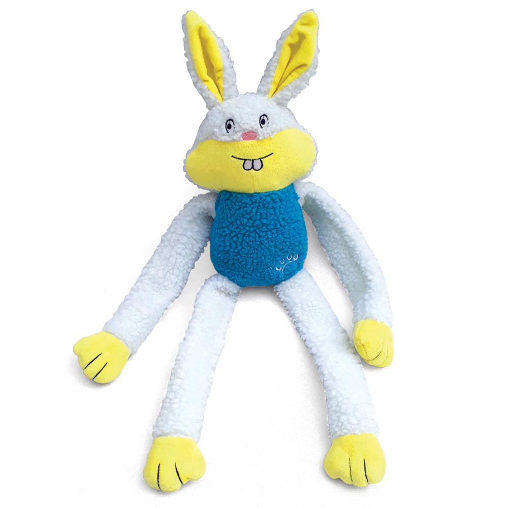 Brinquedo de Pelúcia Coelho para Cães - Chalesco
