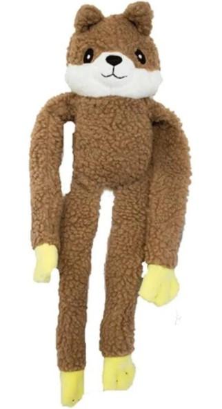 Brinquedo de Pelúcia Esquilo para Cães - Chalesco