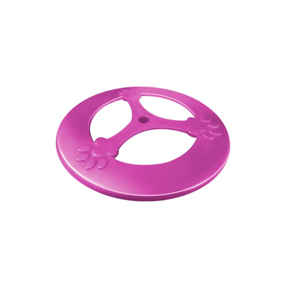 Brinquedo Frisbee Plástico Pop para Cães - Furacão Pet
