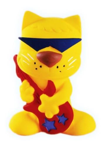 Brinquedo Gato Viola em Látex Atóxico para Cães e Gatos - Latoy