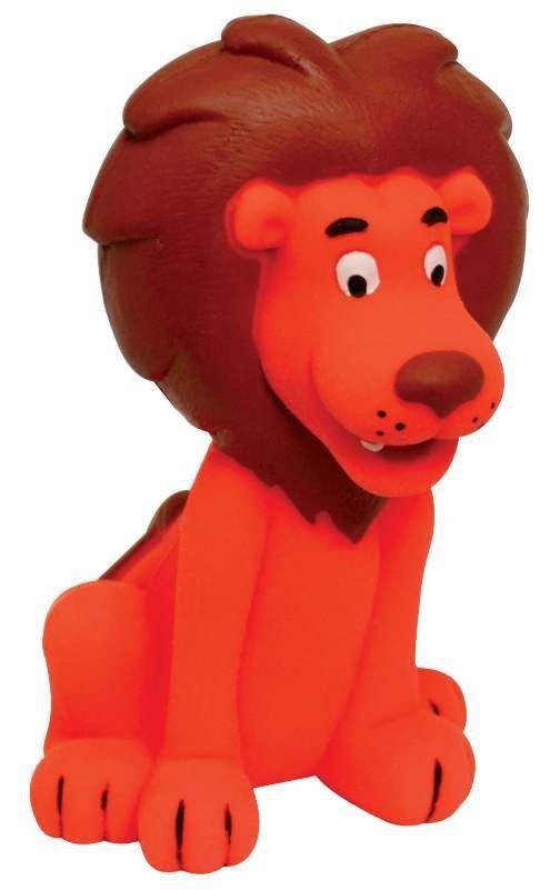 Brinquedo Leão Juba de Latex para Cães - São Pet
