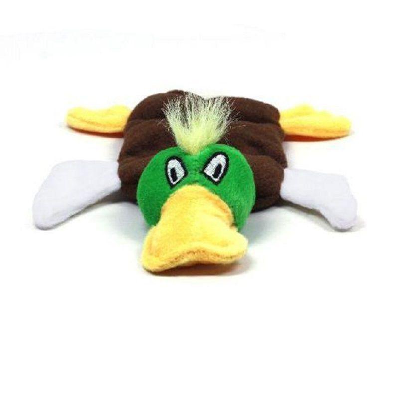 Brinquedo Mega Squeaker Pato Mini para Cães - Outward Hound