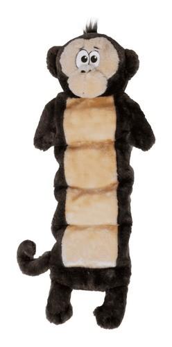 Brinquedo MegaSqueaker Palz Invincibles® Macaco para Cães - Outward Hound