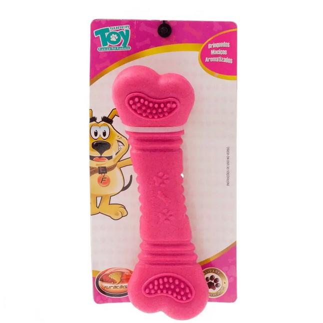 Brinquedo Ossinho FuracaoBone em Borracha Para Cães - Nº3 - Furacão Pet