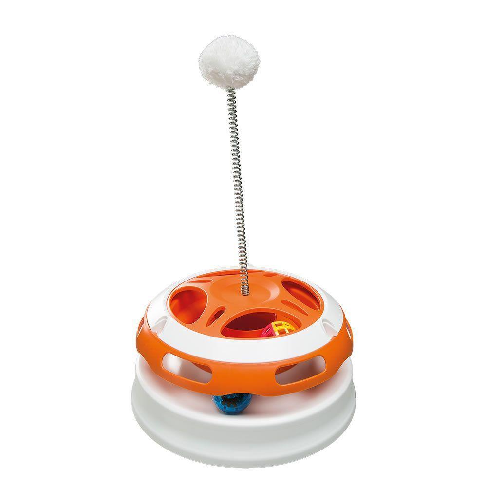 Brinquedo para Gatos  Vertigo Carrossel - Clever & Happy - Ferplast