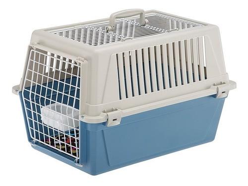 Caixa de Transporte Atlas 30 Open para Cães e Gatos - Ferplast