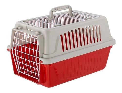 Caixa de Transporte Atlas 5 Open Top para Cães, Gatos e Roedores Grandes - Ferplast