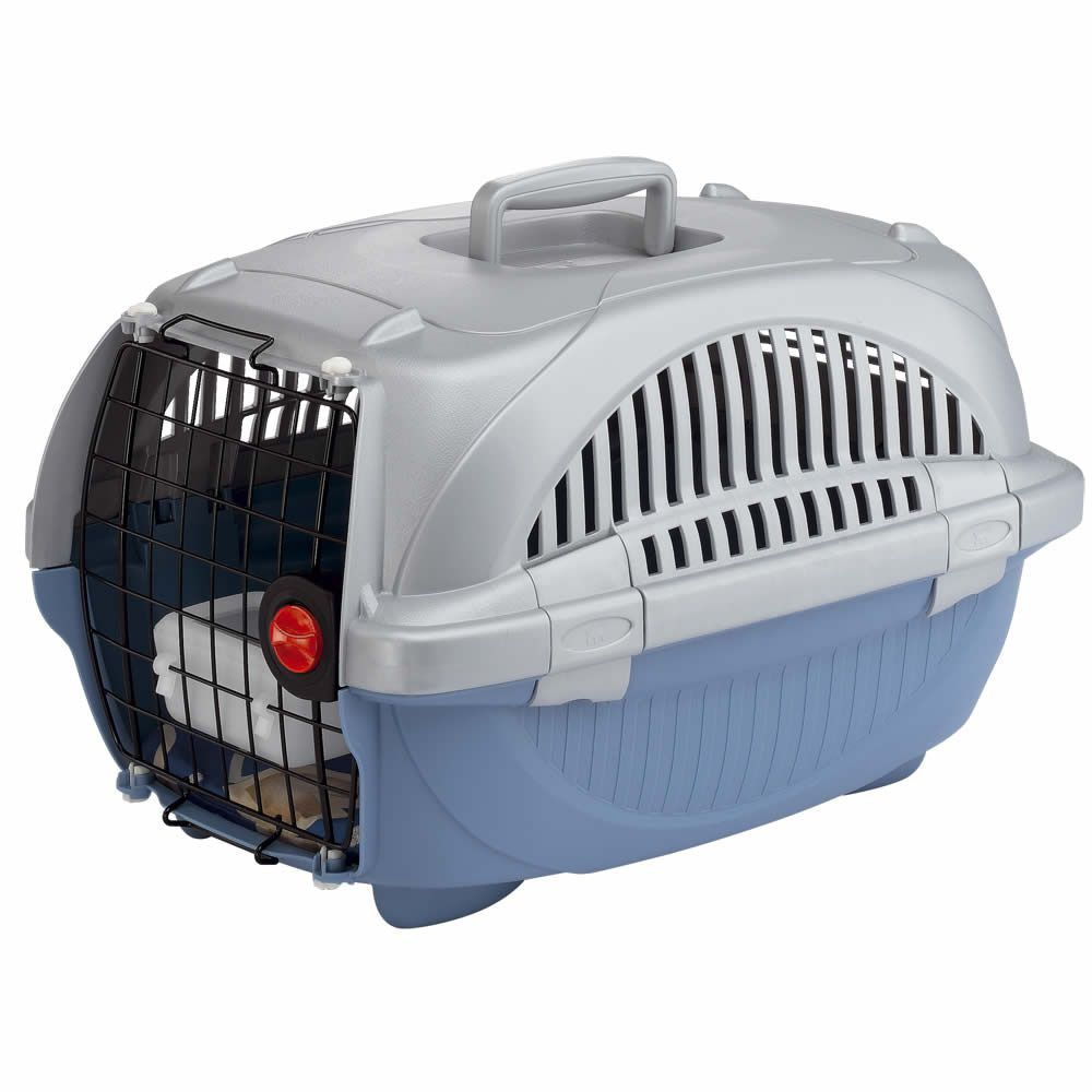 Caixa de Transporte Atlas Deluxe 20 para Cães e Gatos - Ferplast