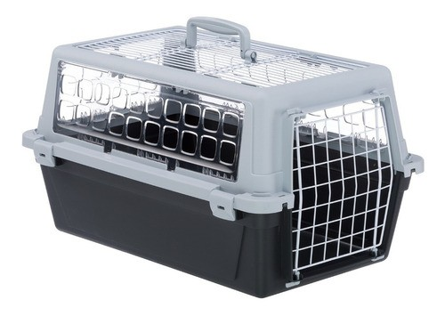 Caixa de Transporte Atlas Trendy Open 10 para Cães e Gatos - Ferplast
