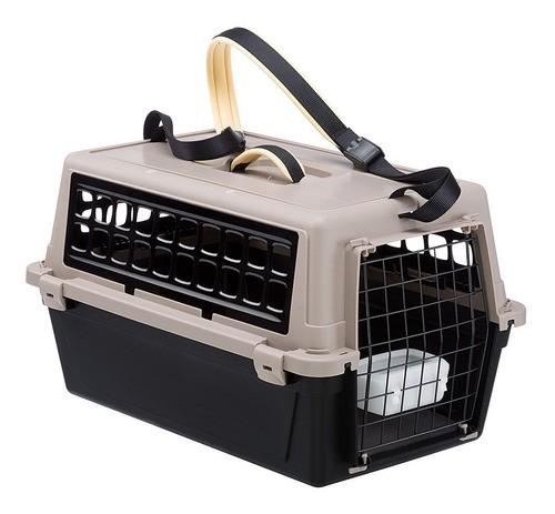 Caixa de Transporte Atlas Trendy PLUS 10 para Cães e Gatos - Pequeno - Ferplast