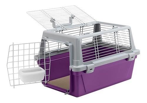 Caixa de Transporte Atlas Vision 10 para Cães e Gatos - Ferplast