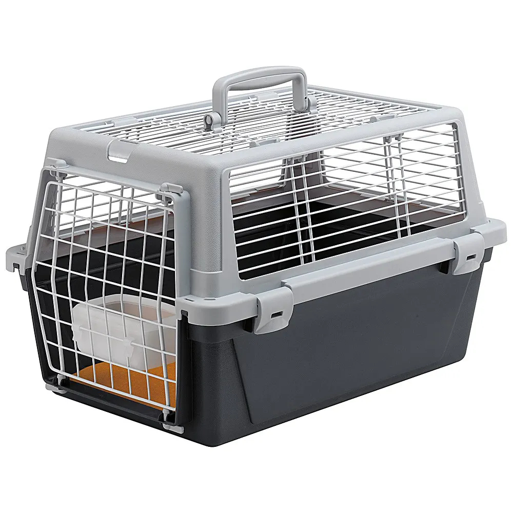 Caixa de Transporte Atlas Vision 20 para Cães e Gatos - Ferplast