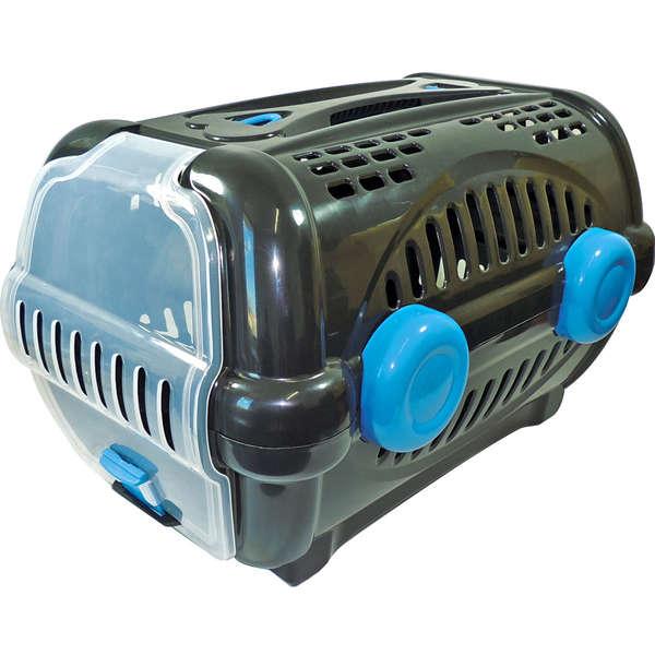 Caixa de Transporte Luxo para Cães e Gatos - Nº2 - Furacão Pet