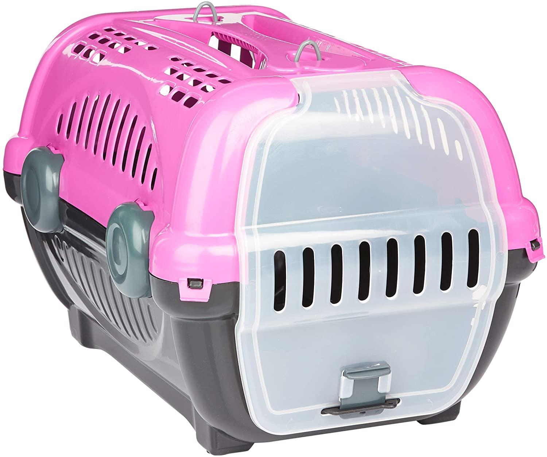 Caixa de Transporte Luxo para Cães e Gatos - Nº3 - Furacão Pet