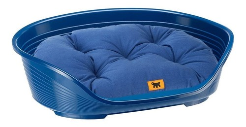 Caminha Siesta Deluxe + Almofada Relax para Cães e Gatos - Nº12 - Ferplast