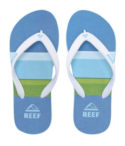 Chinelo Switchfoot Marcos White Reef