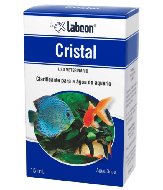 Clarificante Labcon Cristal para Aquários Ornamentais - 15mL - Alcon