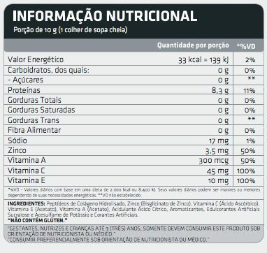 Colágeno Collagen Diet 50g - Atlhetica