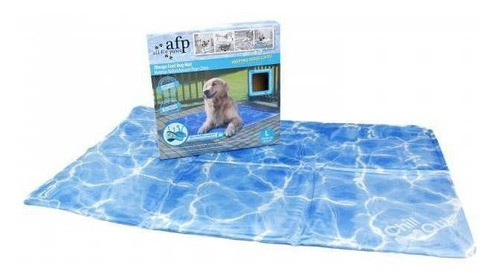 Colchonete Refrescante Chill Out Always Cool para Cães - Grande - AFP