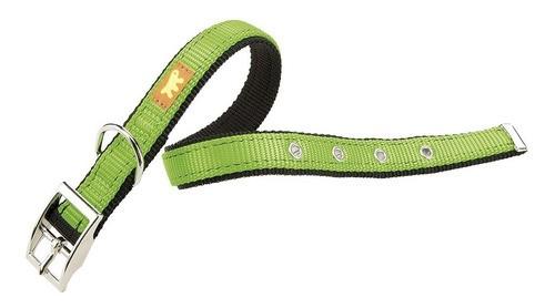Coleira Dual Colours Dupla Costura para Cães - CF25/53 - Ferplast