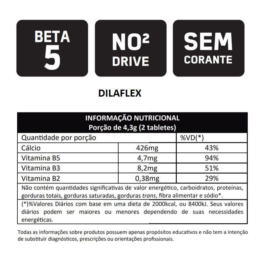 Combo Vasodilatador Dilaflex Black Extreme Termogênico ThermoAbdomen ZmaGh Testo
