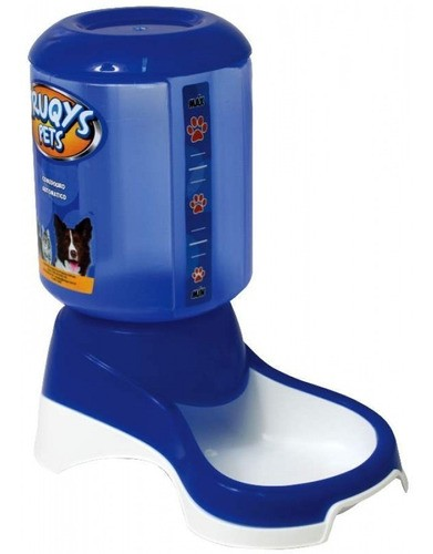 Comedouro Automático com Dispenser para Cães e Gatos - Truqys Pets