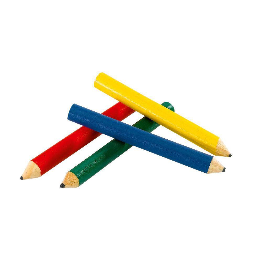Conjunto de Lápis Colorido Roedores - Ferplast