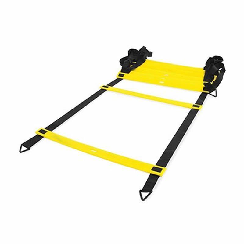 Escada de Agilidade Grampos para Fixação Amarelo com Preto Oneal