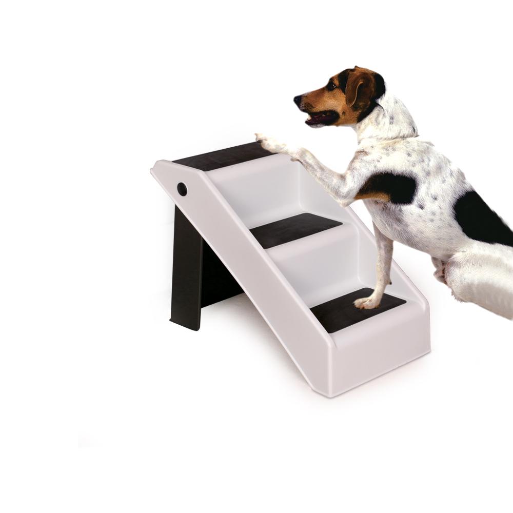Escada Dobrável Dog Jump para Cães - Chalesco