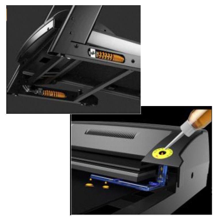 Esteira Ergométrica Dobrável BF780 + USB + MP3 + Autofalante Residência/Condomínio Oneal