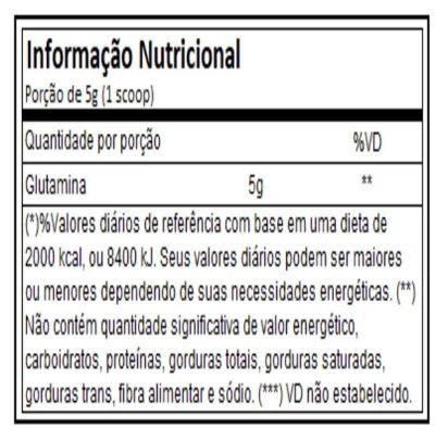 Glutamina MuscleTech Ultra-Pure - 100g