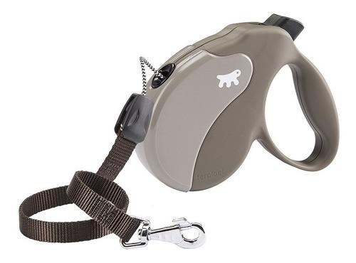 Guia Retrátil de Corda Long Amigo Automática para Cães - M - Ferplast