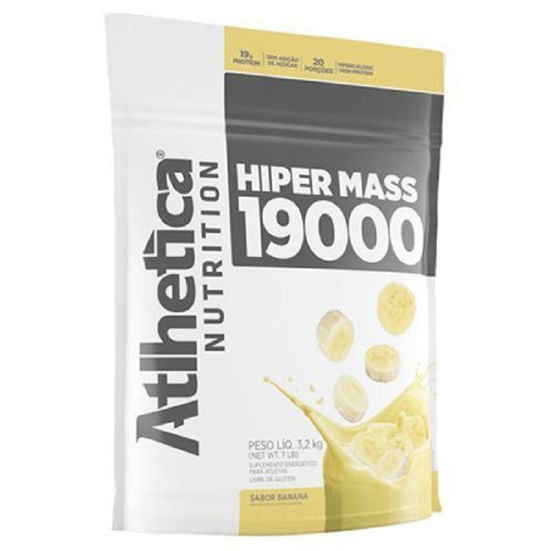 Hipermass 19000 (3,2kg) - Atlhetica Nutrition