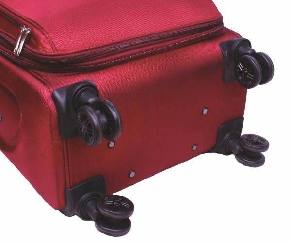 kit malas de viagem milão orv184 azul santino