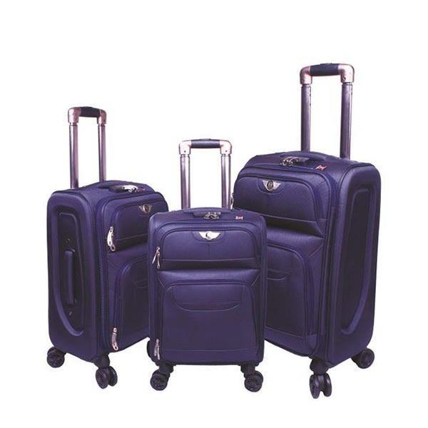 kit malas de viagem milão orv184 vermelha santino