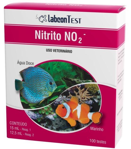 Labcon Test Teste de Nitrito - 100 Testes - Alcon