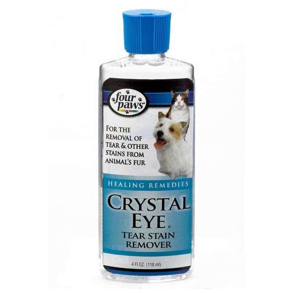 Limpador de Lágrimas Crystal Eye para Cães e Gatos - Four Paws