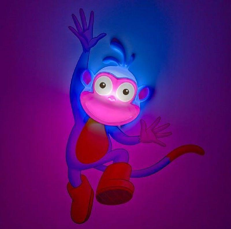 Luminária 3D Light FX Botas (Dora)