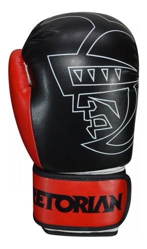 Luva First de Boxe/Muay Thai - 12oz - Pretorian