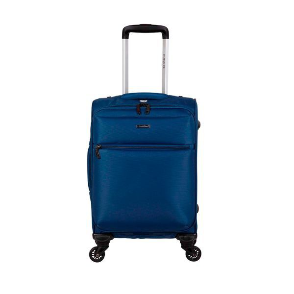 mala de viagem avulsa HDV901 veneza tam P ultraleve azul santino