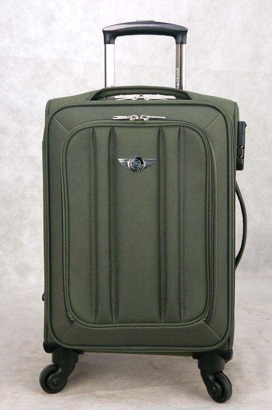 mala de viagem avulsa JBM901 tam G ultraleve verde musgo santino