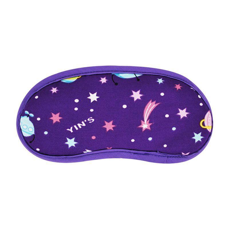 Máscara De Dormir - Estampa Planetas - Yins