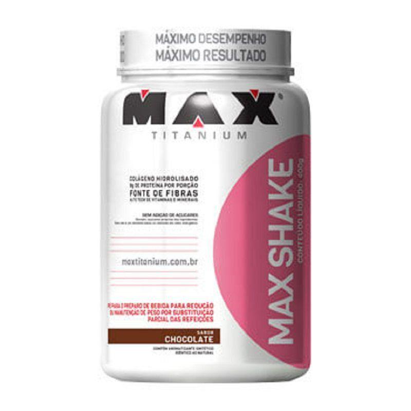Max Shake Pote 400g - Max Titanium