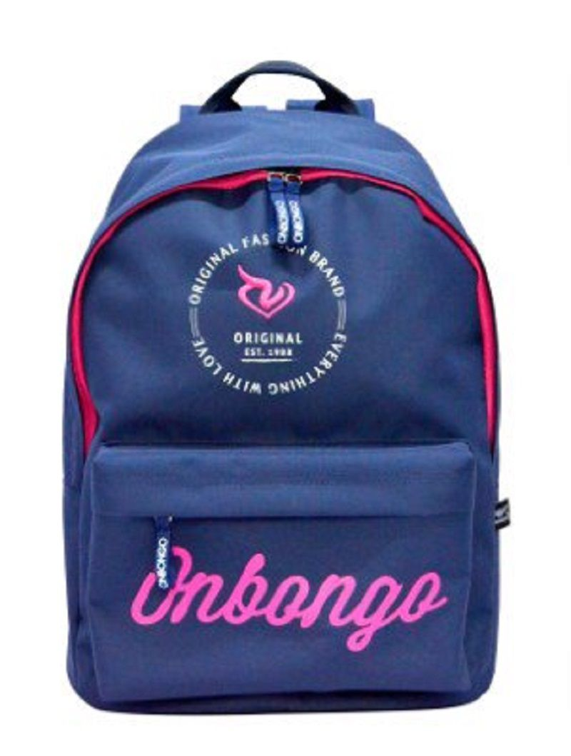 Mochila Juvenil Everything With Love - Onbongo